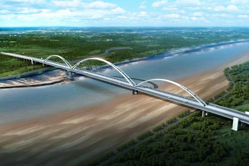 齐鲁黄河大桥